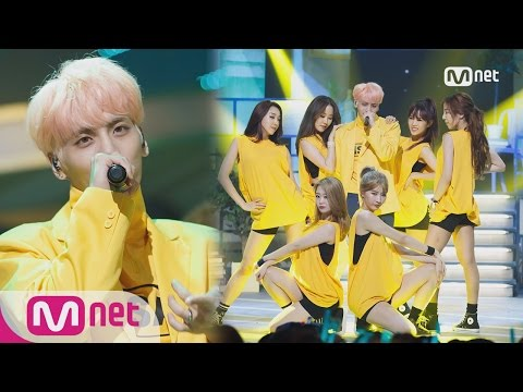 JONGHYUN - She is Comeback Stage M COUNTDOWN 160526 EP.475