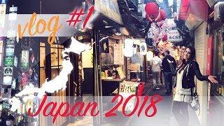 Japan'18 - #1 Shinjuku OMOIDE YOKOCHŌ & NINJA Restaurant - | by Tania Sofia de Andrade