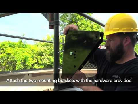 Safety Hoist Brake Rack Installation Video