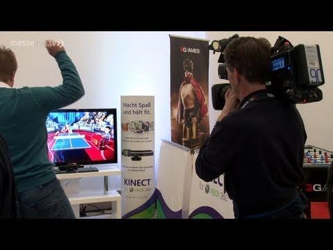 Reportage: intelligente Bewegungssteuerung bei Spielen