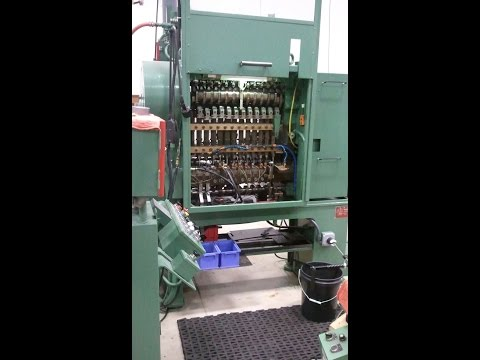Waterbury Farrel 512 Eyelet & Transfer Press