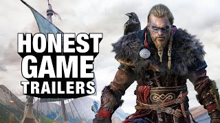 Honest Game Trailers | Assassin's Creed Valhalla