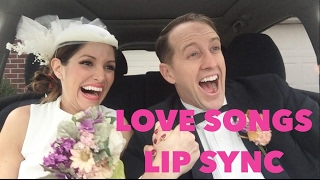 VALENTINE'S LIP SYNC   LOVE SONGS OF THE DECADES   Kristin and Danny