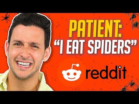 """""""Doctors Of Reddit"""" #2   WEIRDEST Patient Stories"""