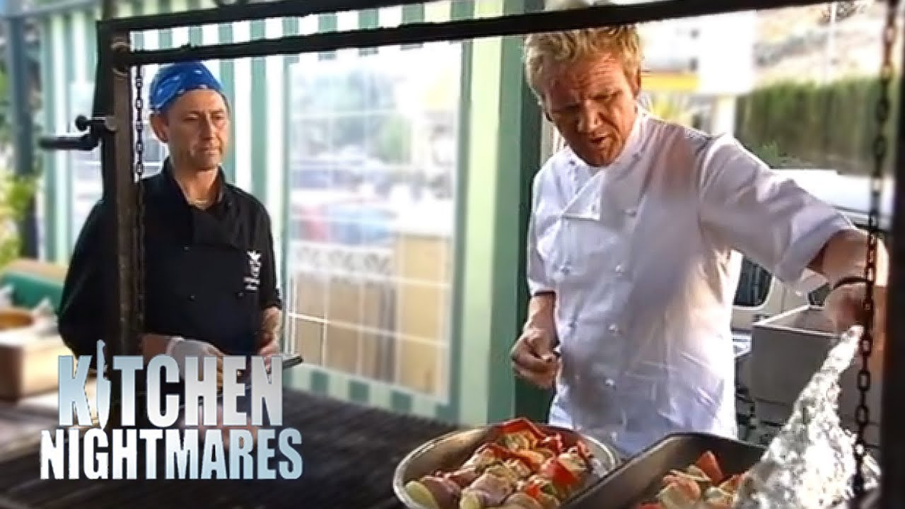 Kitchen Nightmares Laurence