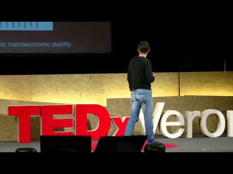 Sebastiano Scròfina, TEDxVerona, Bitcoin and the end of money