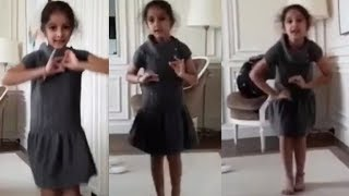 Mahesh Babu's daughter Sitara traditional dance video goes..