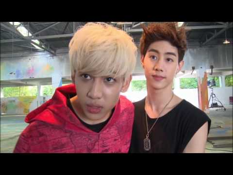 GOT7 - AROUND THE WORLD MUSIC VIDEO MAKING
