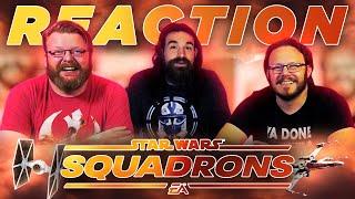 "Star Wars: Squadrons – ""Hunted"" CG Short REACTION!!"