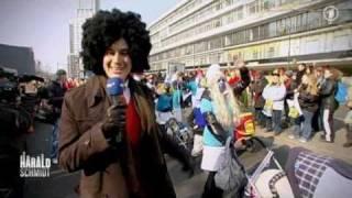 Marsch der Millionen durch Berlin