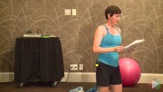 Special Olympics Coaching Summit Functional Testing - Exercise Glute Max Advocator