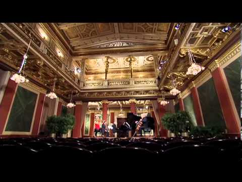 Anne Sophie Mutter- Mendelssohn Piano Trio no 1