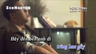 Trót Yêu - Karaoke (Trung Quân)