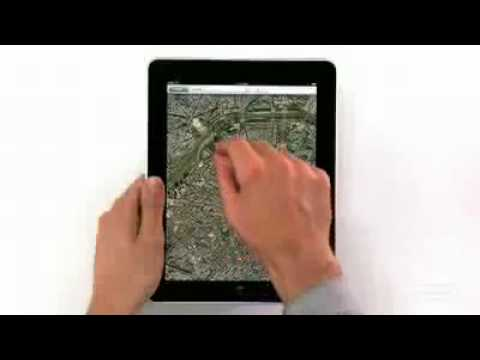 Apple iPad Demo Video Advertisement Commercial Promo