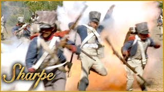 Sharpe Fights Against The French | Sharpe