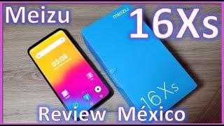 Meizu 16 Xs Review en Español México/ VALE LA PENA ??