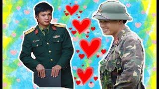 Sao nhập ngũ: Những hình ảnh 'yêu chết đi được' của soái ca đại đội trưởng