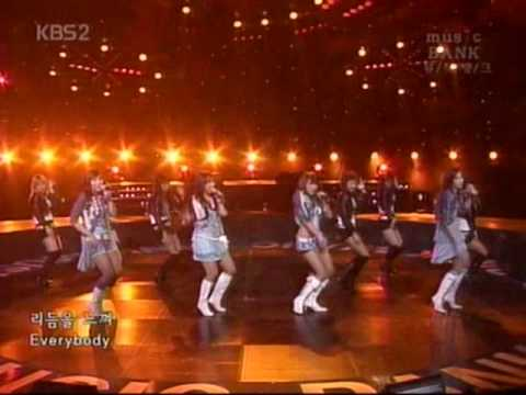 CSJH The Grace -The Club  LIVE Comeback 040906
