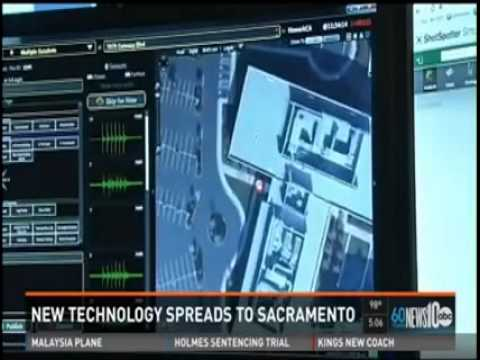 Sacramento to Use ShotSpotter Technology