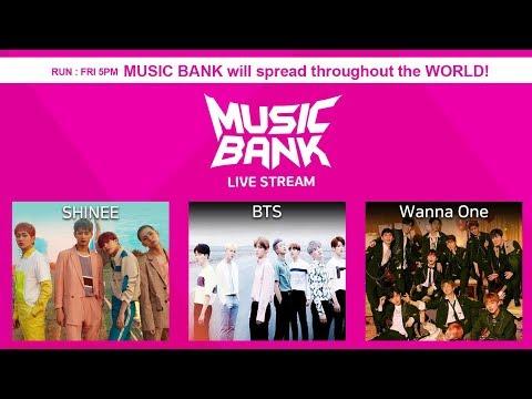 BTS, SHINee, Wanna One, UNI.T, DREAMCATCHER, AOA, (G)I-DLE, KHAN, etc. [MusicBank Live 2018.06.08]