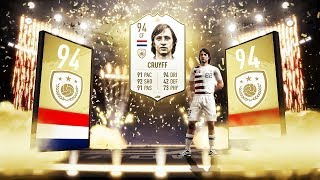 TOP 10 BEST PACKS REACTIONS!! 😍🤣- LUCKIEST FIFA 19 PACK OPENING COMPILATION #2