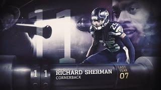 #11 Richard Sherman (CB, Seahawks) | Top 100 Players of 2015