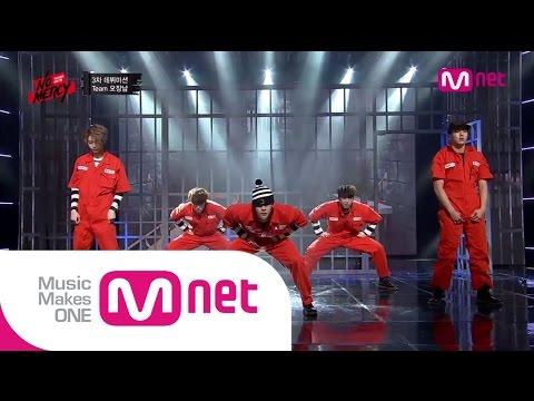 Team 5JANGNAM - Performance stage @3rd debut mission(Team 오장남@3차데뷔미션)ㅣNO.MERCY 7화