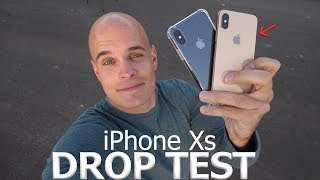 New iPhone Xs DROP Test!!  -  I was wrong...