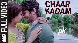 'Chaar Kadam' FULL VIDEO Song | PK | Sushant Singh Rajput | Anushka Sharma | T-series