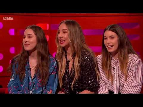 HAIM  - Graham Norton Show interview