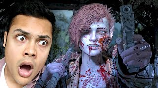 SHE IS IMMUNE TO ZOMBIES (The Walking Dead The Final Season)