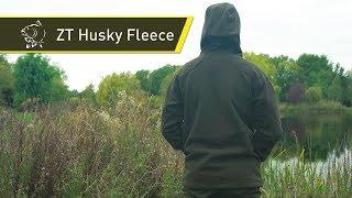 Puść film zestawu Nash ZT Husky Fleece Hoody