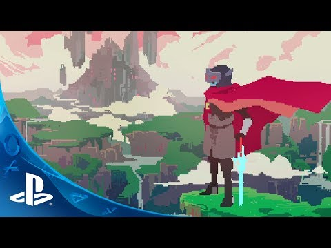 Hyper Light Drifter™ | PS4™ Trailer