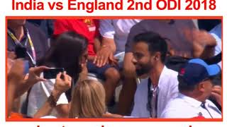 Viral: Man proposes to girlfriend during India vs England ..