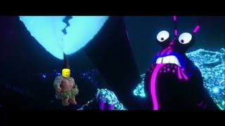 Shiny but everytime Maui gets abused The Roblox death sound plays