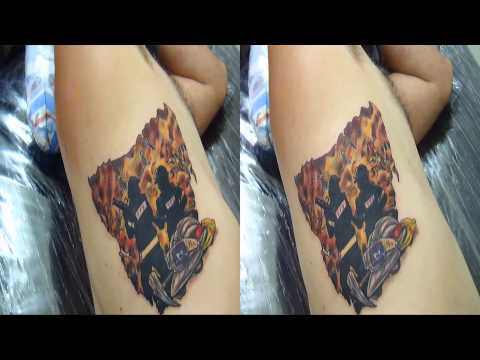 FREE Tattoo for TFS Fire Fighters 3D (Anthony Goodyer)