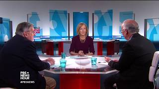 Shields and Brooks on Trump's 's***hole' comments, 'Fire and Fury' fallout