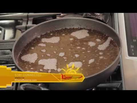 Khana Rozana : Fish  Special