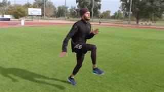 Workout Wednesday: Andre De Grasse & Chijindu Ujah Sprint Work