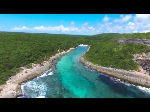 Porte d'Enfer (Anse-Bertrand, Guadeloupe)