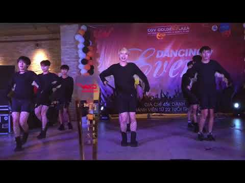 (Live Perfomance) Ice Cream Mystery Mashup - Heaven Dance Team from Vietnam