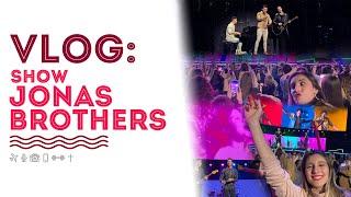 TOCADA POR NICK JONAS!!! - VLOG: Tour Happiness Begins 2019 - Jonas Brothers