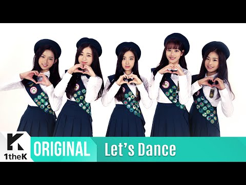 Let's Dance: APRIL(에이프릴) _ Muah! [ENG/JPN/CHN SUB]