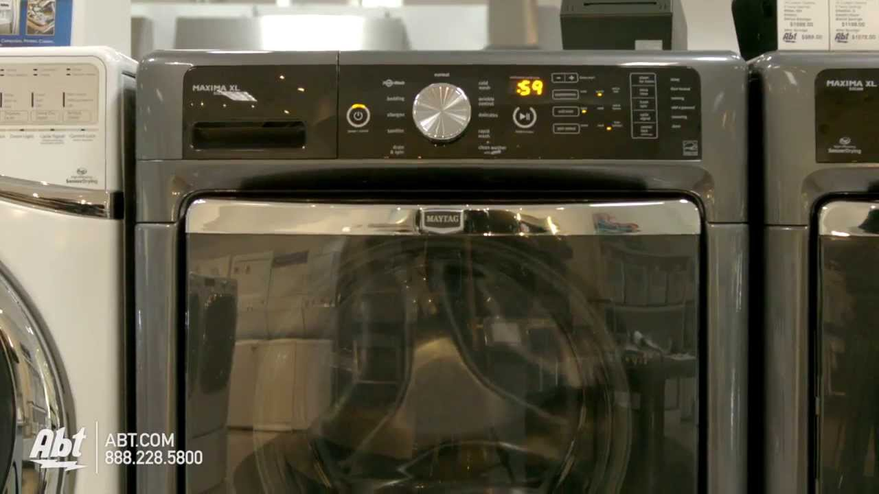 Maytag Maxima Xl Granite Front Load Steam Washer