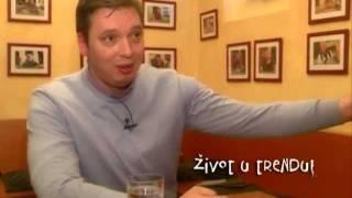 Život u trendu - Aleksandar Vučić (28.01.2012.)