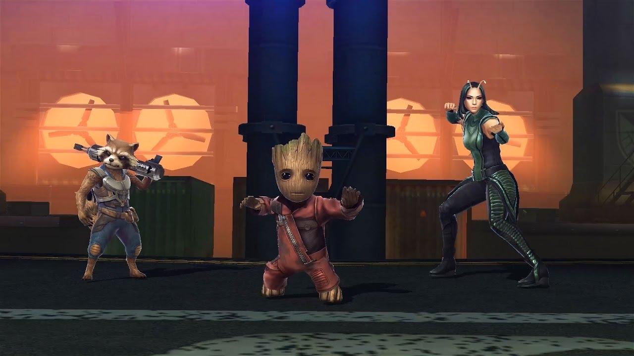 Играй Marvel Future Fight На ПК 2