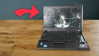 Things you can make from old, dead laptops