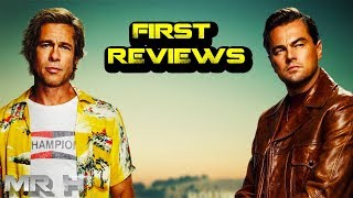 First Reviews For Once Upon A Time In Hollywood Are Here