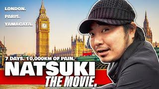 Natsuki: The Movie (Life in Japan Documentary)