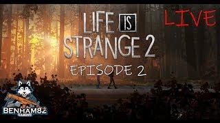 Let's Play Life is Strange 2 | Episode 2  * Facecam *   Full Gameplay  | [ DE/GER] German